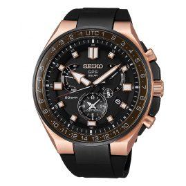 Seiko SSE170J1 Herrenarmbanduhr Astron GPS Solar Executive Sports