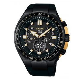 Seiko SSE174J1 Astron GPS Solar Men's Watch Novak Djokovic Limited Edition
