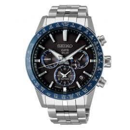 Seiko SSH001J1 Astron GPS Solar Men´s Watch Dual Time