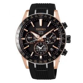 Seiko SSH006J1 Astron GPS Solar Herren-Armbanduhr Dual Time