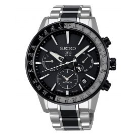 Seiko SSH011J1 Astron GPS Solar Men´s Watch Dual Time