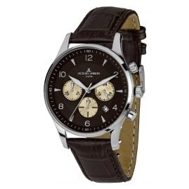 Jacques Lemans 1-1654D Herren-Chronograph London