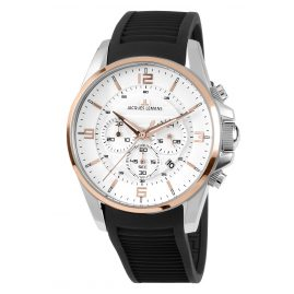 Jacques Lemans 1-1799D Bicolor Herrenuhr Chronograph Liverpool