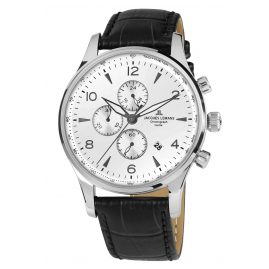 Jacques Lemans 1-1844ZB Herren-Chronograph London
