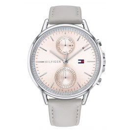 Tommy Hilfiger 1781914 Ladies' Watch with Multifunction Carly