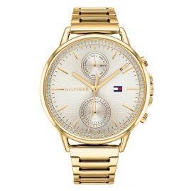Tommy Hilfiger 1781916 Damen-Armbanduhr mit Multifunktion Carly