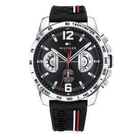 Tommy Hilfiger 1791473 Herrenuhr Multifunktion Decker