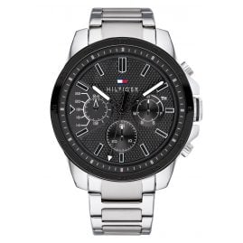 Tommy Hilfiger 1791564 Herrenuhr Multifunktion Decker