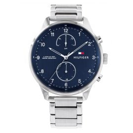 Tommy Hilfiger 1791575 Men´s Watch Multifunction Chase