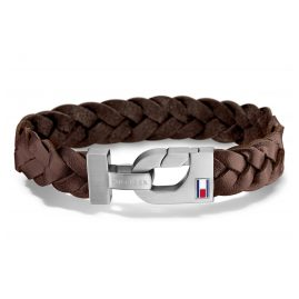 Tommy Hilfiger 2700874 Mens Leather Bracelet