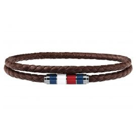 Tommy Hilfiger 2790055 Men´s Leather Bracelet