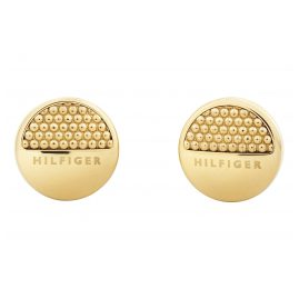 Tommy Hilfiger 2701088 Stud Earrings Stainless Steel gold