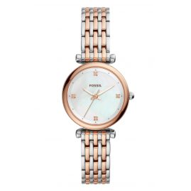 Fossil ES4431 Ladies' Watch Carlie Bicolor