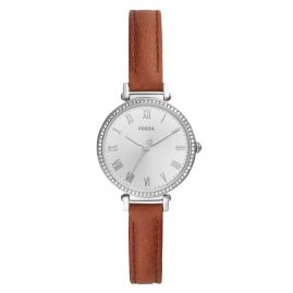 Fossil ES4446 Ladies' Watch Kinsey with Leather Strap
