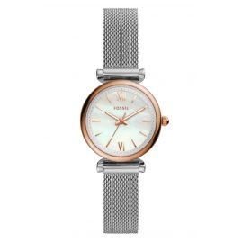 Fossil ES4614 Ladies´ Wristwatch Carlie Mini