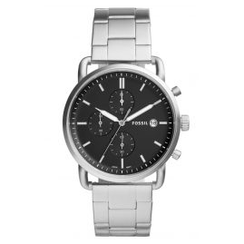 Fossil FS5399 Herren-Chronograph The Commuter