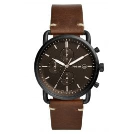 Fossil FS5403 Mens Watch Chrono The Commuter