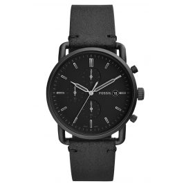 Fossil FS5504 Men's Watch Chronograph The Commuter