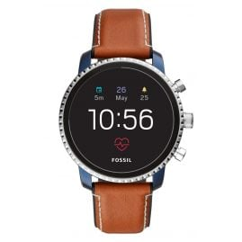 Fossil Q FTW4016 Men's Smartwatch Explorist HR Gen 4