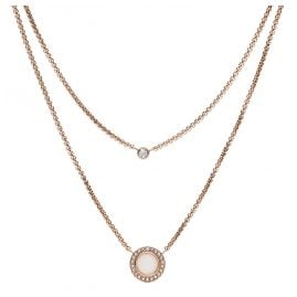 Fossil JF03057791 Ladies' Necklace Classics