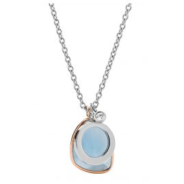 Fossil JF03076998 Damen-Halskette Unique Teardrop