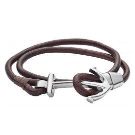 Fossil JF02882040 Herren-Armband Vintage Casual Anker