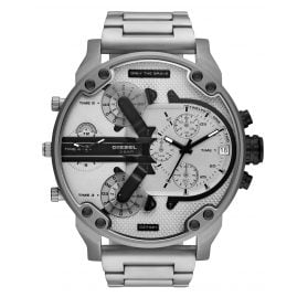 Diesel DZ7421 Herrenarmbanduhr Chronograph Mr. Daddy 2.0