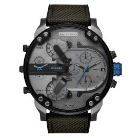 Diesel DZ7420 Men´s Wristwatch Chronograph Mr. Daddy 2.0
