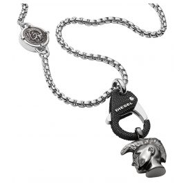 Diesel DX1148040 Herrencollier Single Pendant