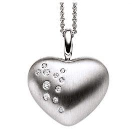 Viventy 782022 Damen Silber-Halskette