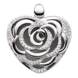 Viventy 890052 Silber Herz-Medaillon