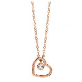 Viventy 779452 Damen-Halskette mit Herz