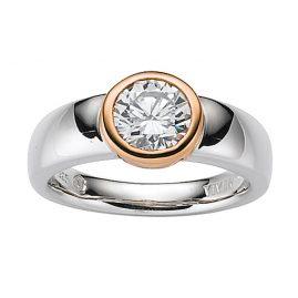Viventy 772301 Silber Damenring