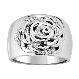 Viventy 775841 Rose Damenring