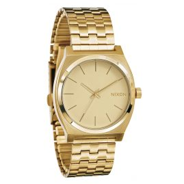 Nixon A045 511 Time Teller All Gold Herrenuhr