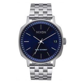 Nixon A963 2372 Regent II SS Navy Herrenuhr