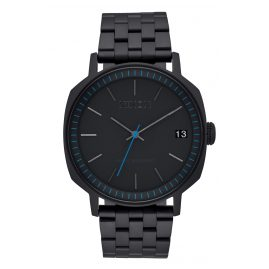Nixon A963 001 Regent II SS All Black Herrenuhr