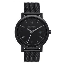 Nixon A1087 001 Rollo 38 SS Damen-Armbanduhr Schwarz