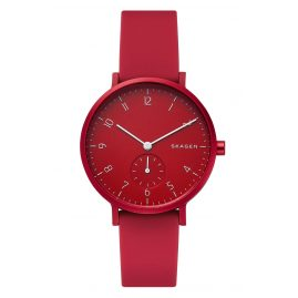 Skagen SKW2765 Ladies´ Watch Aaren Red