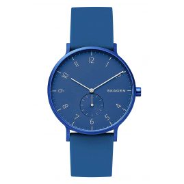 Skagen SKW6508 Armbanduhr für Herren Aaren Blau