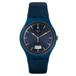 Swatch SUON400 Ladies Watch Cent Bleu