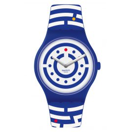 Swatch SUOZ279 Armbanduhr Follow the Dots
