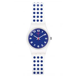 Swatch LW159 Damenuhr Bluedots