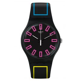 Swatch SUOB146 Herrenarmanduhr Around the Strap