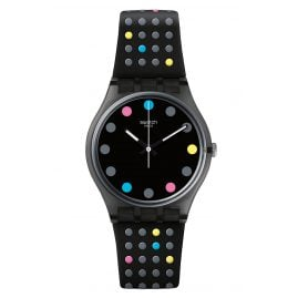 Swatch GB305 Ladies Watch Boule A Facette