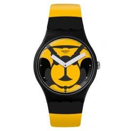 Swatch SUOB149 Armbanduhr Max L´Abeille