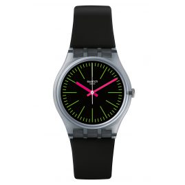 Swatch GM189 Damen-Armbanduhr Fluo Loopy