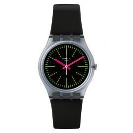Swatch GM189 Damen-Armbanduhr Fluo Loopy