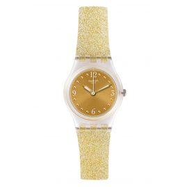 Swatch LK382 Ladies' Wristwatch Golden Glistar Too