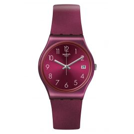 Swatch GR405 Ladies' Watch Redbaya